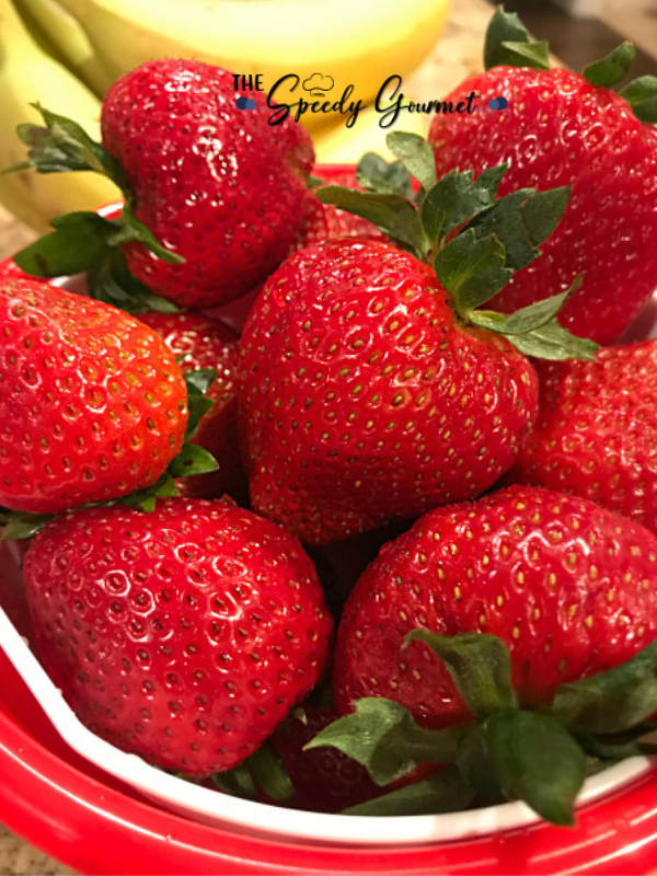 Strawberries will last longer with this simple hack!